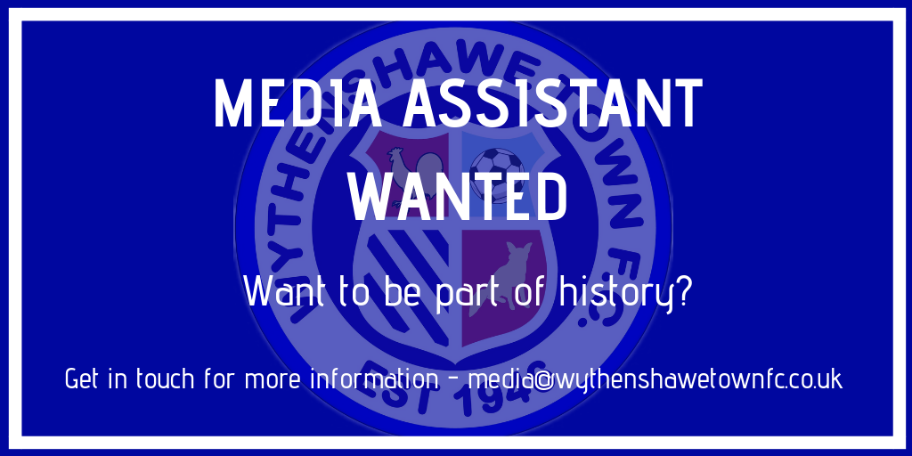 Media Assistant Required